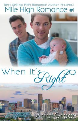 When It's Right (Gay Erotic Romance)