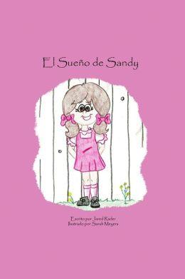 El Sueño de Sandy (libro de dibujos de los niños)