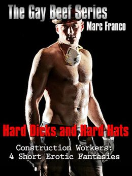 The Gay Beef Series: Construction Workers: nookbook