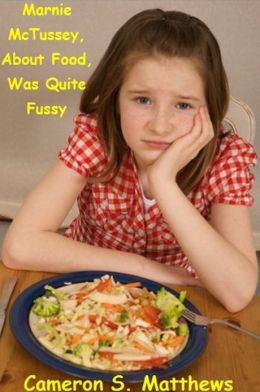 Marnie McTussey, About Food, Was Quite Fussy