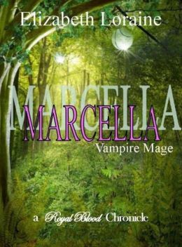 Marcella, vampire Mage