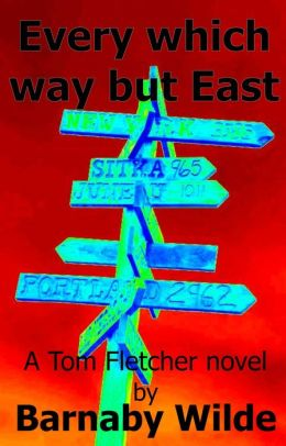 Every which way but East