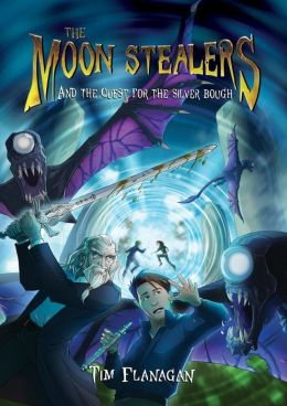 The Moon Stealers and the Quest for the Silver Bough (Book 1)