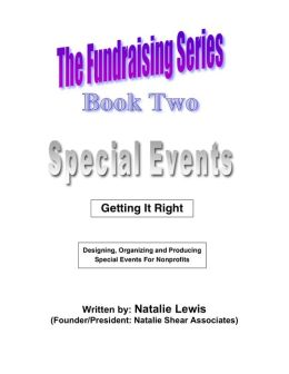 The Fundraising Series: Book 2 - Special Events
