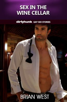 Sex in the Wine Cellar (Dirtyhunk Gay Sex Stories)
