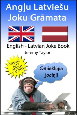 English Latvian Joke Book
