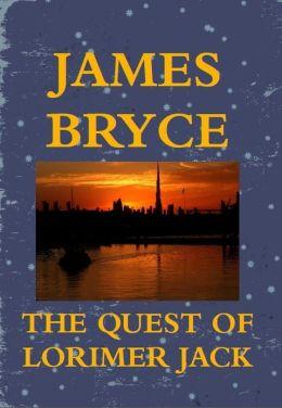 The Quest Of Lorimer Jack (Lorimer Jack adventure 1)