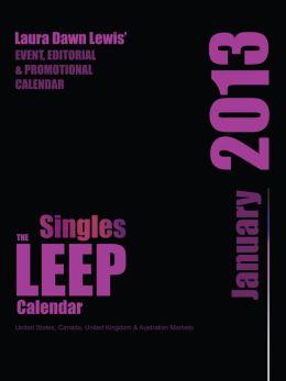 January 2013 LEEP Calendar Single