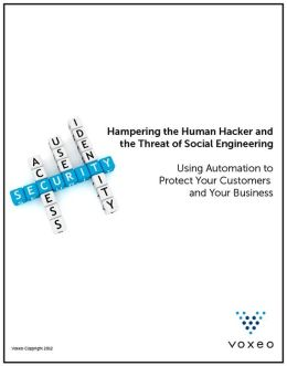 Hampering the Human Hacker and the Threat of Social Engineering