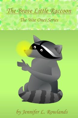 The Brave Little Raccoon