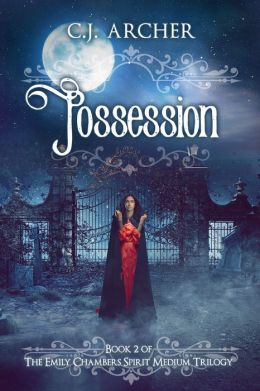 Possession (Emily Chambers Spirit Medium #2)