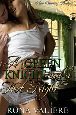 A Green Knight and a Hot Night [An Erotic Halloween Story]