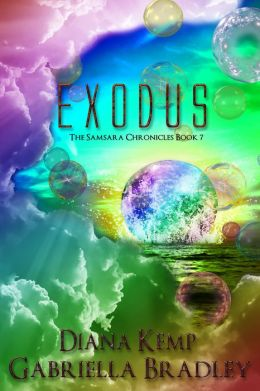 Exodus (The Samsara Chronicles Book 7)