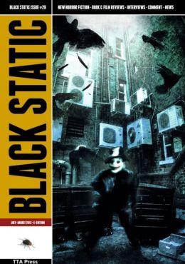 Black Static #29 Horror Magazine