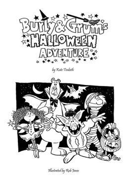 Burly and Grum's Halloween Adventure