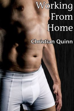 Working From Home (A Gay British First Time Short Story)