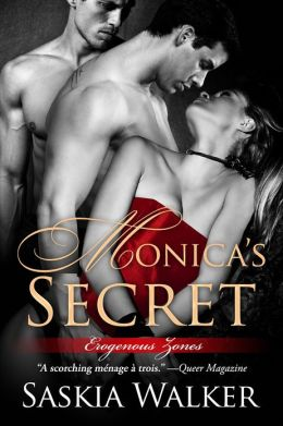 Monica's Secret (Erogenous Zones Book One)