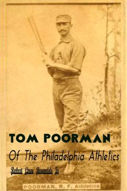 Tom Poorman Baseball Player From Lock Haven, Pennsylvania