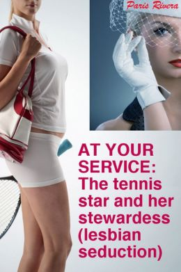 At Your Service: The Tennis Star and her Stewardess