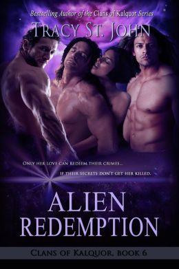 Alien Redemption (Clans of Kalquor Book 6)