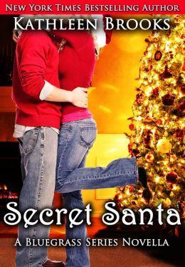 Secret Santa, A Bluegrass Series Novella