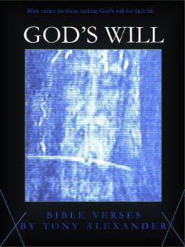 God's Will Bible Verses