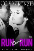 Book Cover Image. Title: Run Rosie Run, Author: CC MacKenzie
