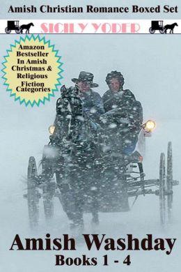 Amish Romance Boxed Set (12 Stories)