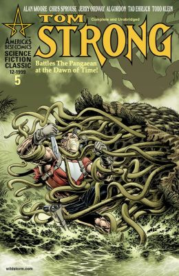 Tom Strong #5 (NOOK Comics with Zoom View)