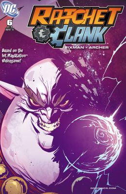 Ratchet & Clank #6 (NOOK Comic with Zoom View)