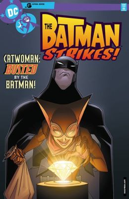 The Batman Strikes #6 (NOOK Comic with Zoom View)