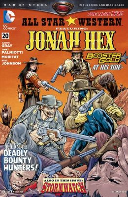 All Star Western #20 (2011- ) (NOOK Comic with Zoom View)
