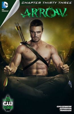 Arrow #33 (2012- ) (NOOK Comic with Zoom View)