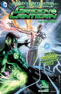 Green Lantern #20 (2011- ) (NOOK Comic with Zoom View)