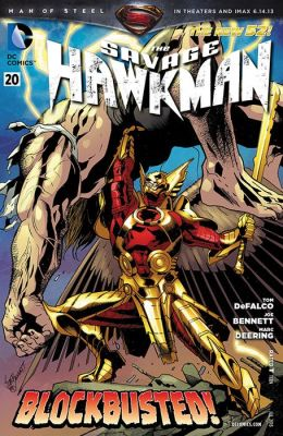 The Savage Hawkman #20 (2011- ) (NOOK Comic with Zoom View)