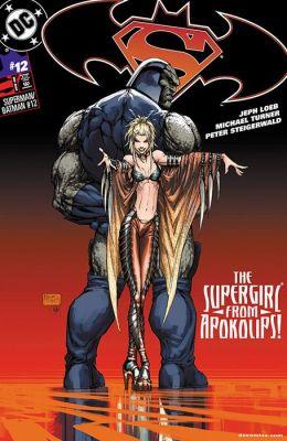 Superman/Batman #12 (NOOK Comic with Zoom View)