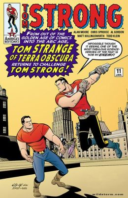 Tom Strong #11 (NOOK Comic with Zoom View)