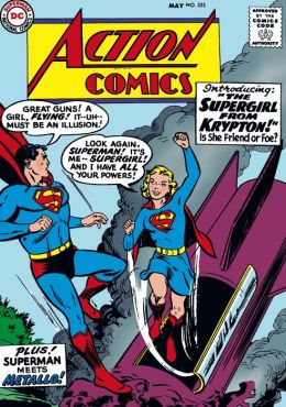 Action Comics #252 (1938-2011) (NOOK Comic with Zoom View)