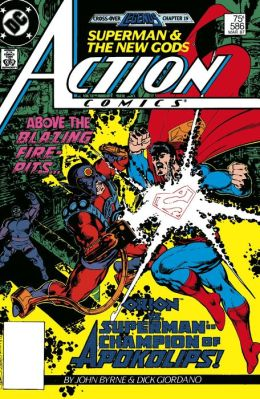 Action Comics #586 (1938-2011) (NOOK Comic with Zoom View)
