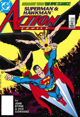 Action Comics #588 (1938-2011) (NOOK Comic with Zoom View)