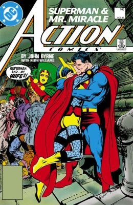 Action Comics #593 (1938-2011) (NOOK Comic with Zoom View)