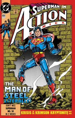 Action Comics #659 (1938-2011) (NOOK Comic with Zoom View)
