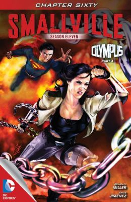 Smallville Season 11 #60 (NOOK Comic with Zoom View)