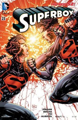 Superboy #23 (2011- ) (NOOK Comic with Zoom View)