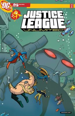 Justice League Unlimited #26 (NOOK Comic with Zoom View)