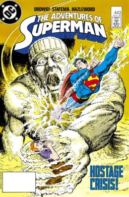Adventures of Superman #443 (1987-2006) (NOOK Comic with Zoom View)