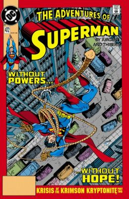 Adventures of Superman #472 (1987-2006) (NOOK Comic with Zoom View)