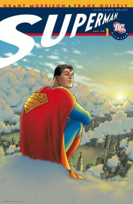 All-Star Superman #1 (NOOK Comic with Zoom View)