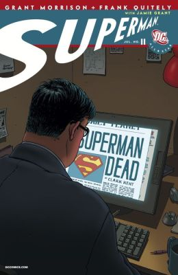 All-Star Superman #11 (NOOK Comic with Zoom View)