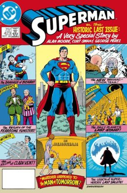 Superman #423 (1939-2011) (NOOK Comic with Zoom View)